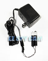 AC 110V to DC 3V 200mA - AAA Battery Substitute Power Supply